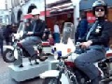 Kiddy Ride Police Patrol