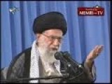 Khamenei Reaffirms Death To America Slogan, Calls To Bring U.S. Leaders To Trial
