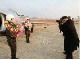 Kim Takes Pictures Of North Korean Female Pilots With Chinese J-5 Fighter Jets