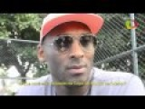 Kobe Bryant From Rio Talking About Futbol & FIFA World Cup & His Injury Rehab Satus