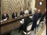 Kerry Holds 'frank' Talks Wi 2c0f Th Putin In Russia