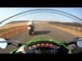 Kawasaki Ninja ZX10R 2011 Vs BMW S1000RR 299+Km H