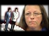 Kim Davis Jailed Over Gay Marriage Licenses
