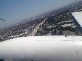 King Air B200 Takeoff View Of San Diego