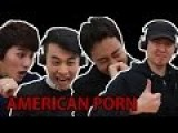 KOREAN GUYS WATCH AMERICAN PORN FOR THE FIRST TIME!
