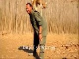 Kurdish Guerrillas Gazelles Game