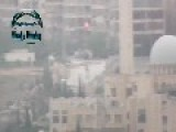Konkurs ATGM Attack In Front Of Air Force Intelligence