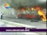 Kurds Attacking And Burning Properties In Turkey
