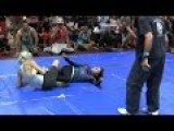 Kajukenbo Women's Grappling Match
