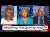 Kurt Eichenwald Clashes With Trump Supporter Amy Kremer On Theories Of Hillary Clinton's Health