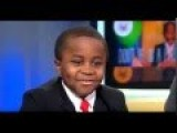 Kid President Interviews Josh Groban