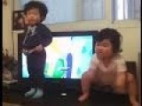 Korean Children Dancing - The New Phenomenon Of Internet
