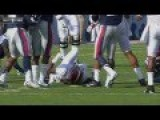 Kenyan Drake Injury College Football