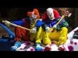 Killer Clown Massacre Prank