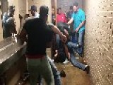 Louisiana Multi-person Men's Room Brawl