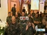 Leaked Army Video Stirs Controversy In Egypt
