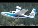Lake Buccaneer Amphibian Takeoff