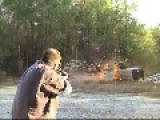 Live Action Counter-Strike Home Made
