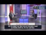 Lebanese MP Walks Off Studio After Clash With Saudi-Backed Cleric Over IS In Iraq, Syria English Subtitles