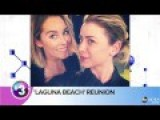 Lauren Conrad Reunites With Stars Of 'Laguna Beach'