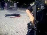 LAPD Chase Man EXECUTE Him Claim Self Defense