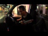 London Electric Guitar Cab Driver