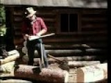 Log Cabin Video 44mins Long US Forest Service
