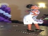 Little Girl Slays The Runway