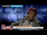 Lil' Wayne Shutting Down MSM Racism Narrative Caution: Youtube