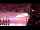 Leafs Fans Finish American Anthem When Mic Cuts Out