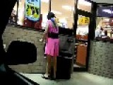 Liveleak Member Wearing Pink Dress