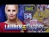 Lauren Southern Sees The Antifa Movement: It's Anti-German Racism - Done By Germans