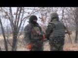 Lisicansk Ukrainian Military Checkpoint