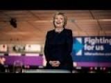 Live - Hillary Clinton Campaigns In Iowa