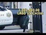 Los Angeles Sheriff Kill A Cyclist Enjoy A Paid Vacation