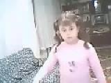 Little Girl Slaps Her Elder Sister