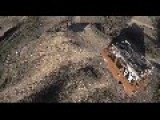 Land Rover OffRoad 4x4 Aerial Video