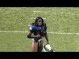 Lingerie Football Player Goes Caveman & Drags Her Opponent 10 Yards By Her Hair