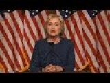 Low-Energy Hillary Clinton Gives Another Fake Press Conference