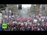 LA Rally Marks 100th Anniversary Of Mass Killings Of Armenians By Ottoman Turks