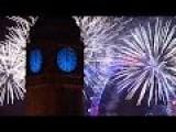 London Fireworks 2016