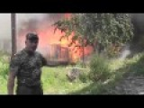 Lugansk, Pervomais'k. The Consequences Of Another Shelling Treatment Militias
