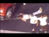 LA Riots, Raw Footage Of Reginald Denny Beating - April 29, 1992