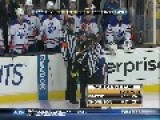 Luke Gazdic Vs Shawn Thornton NHL Fight