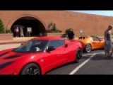 Lotus Supercars At Coffee And Cars OKC Event