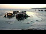 Lake Geneva Winterfest Cars Sinking #2