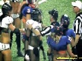 Lingerie Football League Trash Talking And Altercations And 2nd Video Mishaps