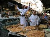 Life In Damascus: Plenty Of Food