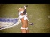 Lingerie Football MVP Celebration - Beer Chug