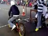 Latest News In The Area Of Illegal Motorcycle Drag Palembang Indonesia